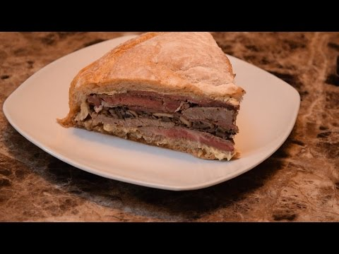Shooter s Sandwich