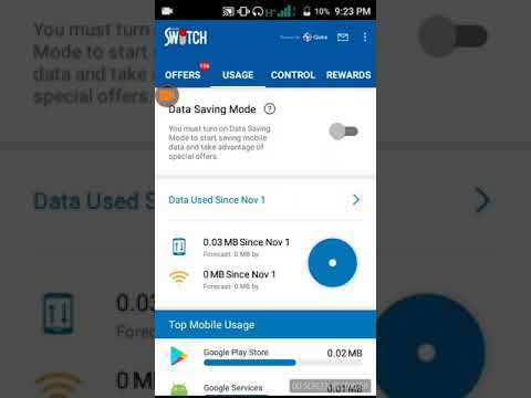 How to accept globe switch offer-GS TRICKS