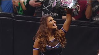 WWE and NBC Universo honor Eve Torres for Hispanic Heritage Month