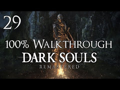 Dark Souls Remastered - Walkthrough Part 29: The Great Hollow