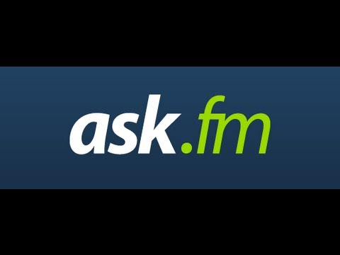 how to create a profile on ask.fm ?