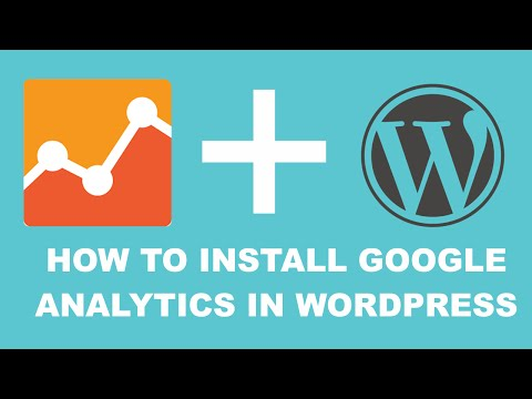 How to Install Google Analytics on Wordpress 2016