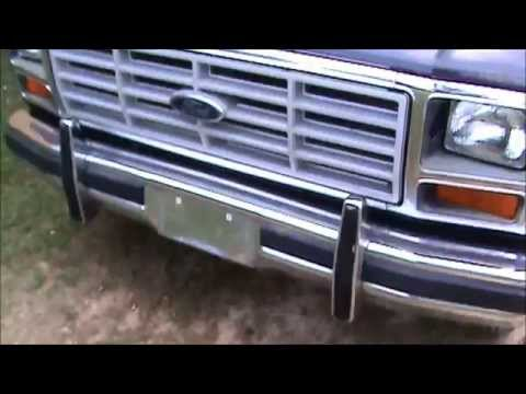 1985 BLACK F150 OF THE FACELESS BEER DRINKER , BACK FROM FRAME SHOP !!!
