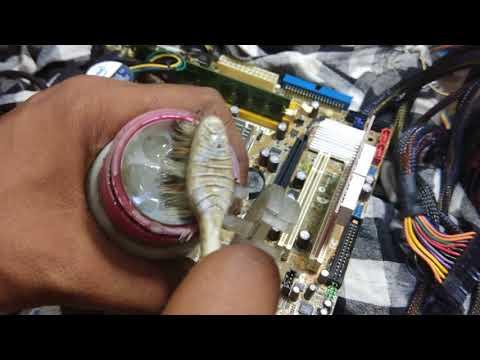 asus p5gc motherboard repair #no display # short from north bridge   23 05 2018