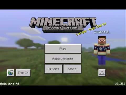 How to break Bedrock in Minecraft PE