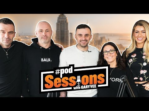 Bobbi Brown, 433 / BALR., & Anna Victoria | Frictionless Shopping & Your Snapchat | #podSessions 2
