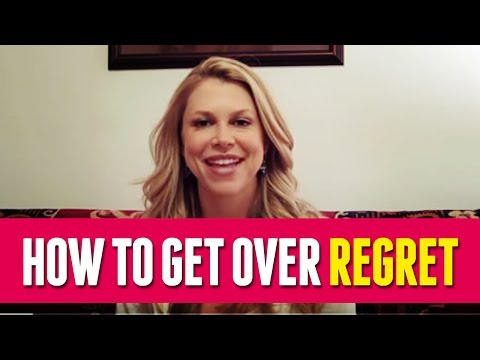 How to get over regret- EP 8