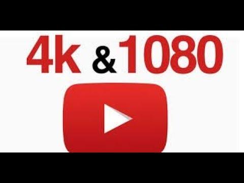 4k vs 1080p whats best for youtube