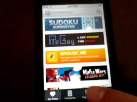 SIRI for ipod touch 4g and 3g (NO JAILBREAK!)