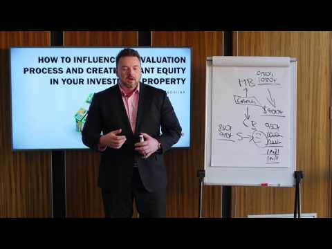 Influencing the Valuation Process and Creating Instant Equity In Your Property – By Konrad Bobilak