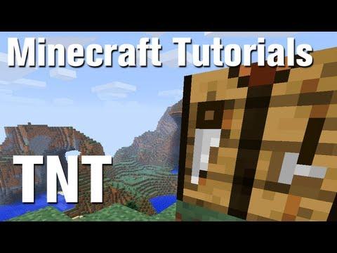 Minecraft Tutorial: How to Make TNT in Minecraft