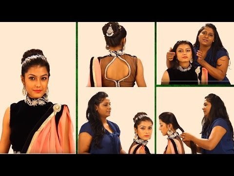 Xxx Mp4 Indian Bun Hairstyles Step By Step Simple Hairstyles For Sarees – Easy Hairstyles To Do Yourself 3gp Sex