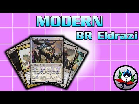 MTG – B/R Eldrazi Aggro Modern Deck Tech for Magic: The Gathering!