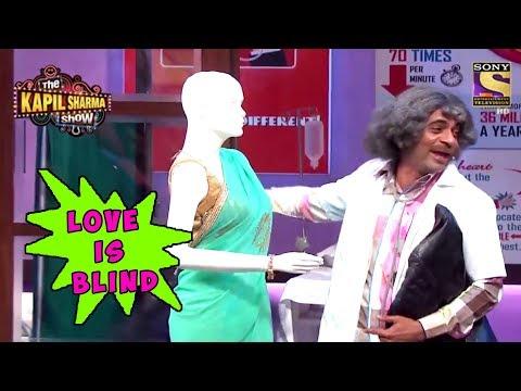 Gulati Flirts With A Bald Mannequin - The Kapil Sharma Show