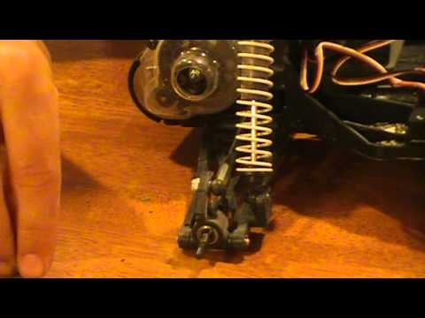 How To: Fix Stripped Camber Link Mount On A RC Car