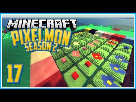 Pixelmon Season 2: Episode 17 - Apricorns Galore!!