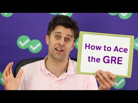 How to Ace the GRE: Top 3 Study Tips