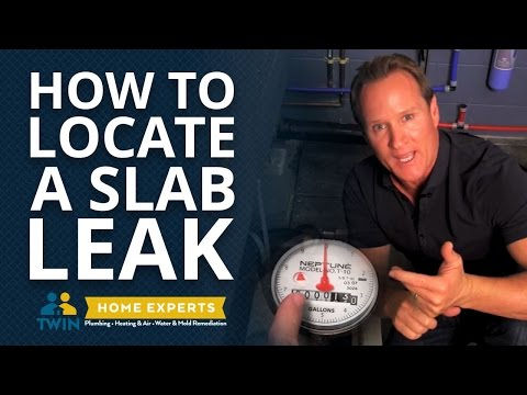 How to Locate a Slab Leak in Your Home with Professional Leak Detection