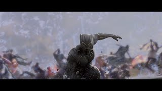 Marvel Studios Black Panther War Tv Spot