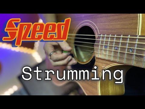 Essential Strumming - Speed strumming Guitar Lesson with Mark McKenzie