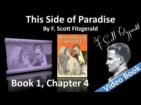 Book 1, Ch 4 - This Side of Paradise by F. Scott Fitzgerald - Narcissus Off Duty