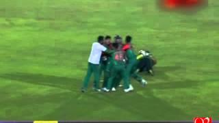 Pakistan Vs Bangladesh and SOCIAL MEDIA - 03-03-2016- 92NewsHD