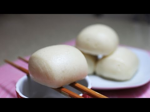 Steamed Mantou/Chinese Buns Recipe