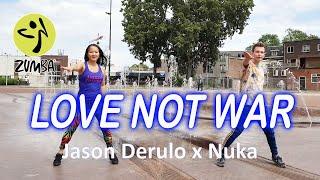 LOVE NOT WAR   Jason Derulo x Nuka   ZUMBA DANCE   TIKTOK   VIRAL   Dance Passion
