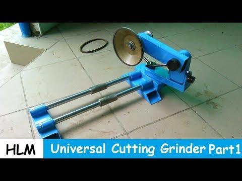 Universal Cutter Grinder part 1