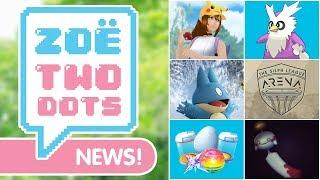SHINY DELIBIRD? WORLDS 1ST PVP TOURNAMENT, HOLIDAY EVENT AND MORE! ZTD News   Pokémon GO