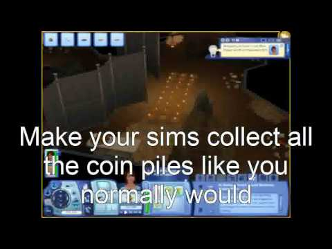 Sims 3 World Adventures Free Coins.wmv