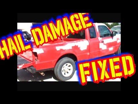 Hail Damage Repair-Not-