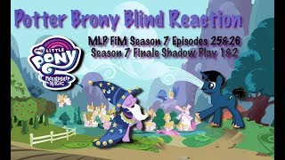 Blind Reaction Mlp Fim S7 E2526 Shadow Play Redirect
