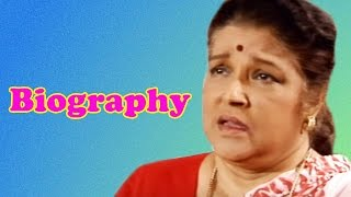 Shubha Khote - Biography