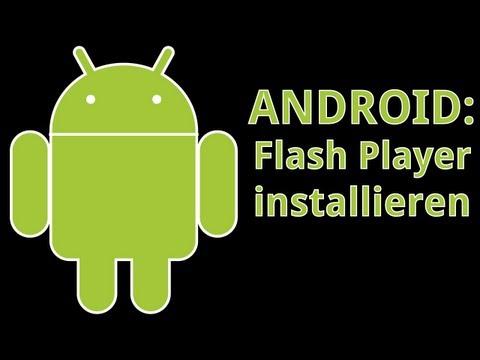 Android: Adobe Flash Player installieren