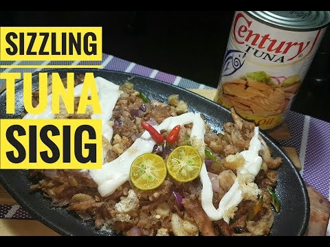 Sizzling Tuna Sisig | How to make Sizzling Tuna Sisig | Pulutan Recipe (easy recipe)