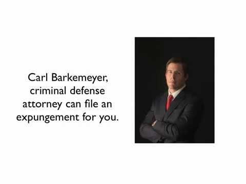 Expungement Lawyer in Baton Rouge, Louisiana