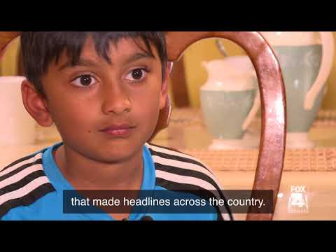 Syed Jamal and family share their story