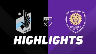 Download Minnesota United FC vs. Orlando City SC | HIGHLIGHTS - August 17, 2019 Video