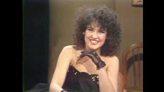 Karla DeVito on Late Night, 1982, 1984