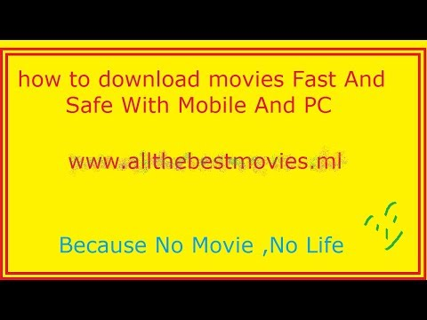 How TO Download Bollywood and Hollywood Movies Free/HD WITH  Fast Speed
