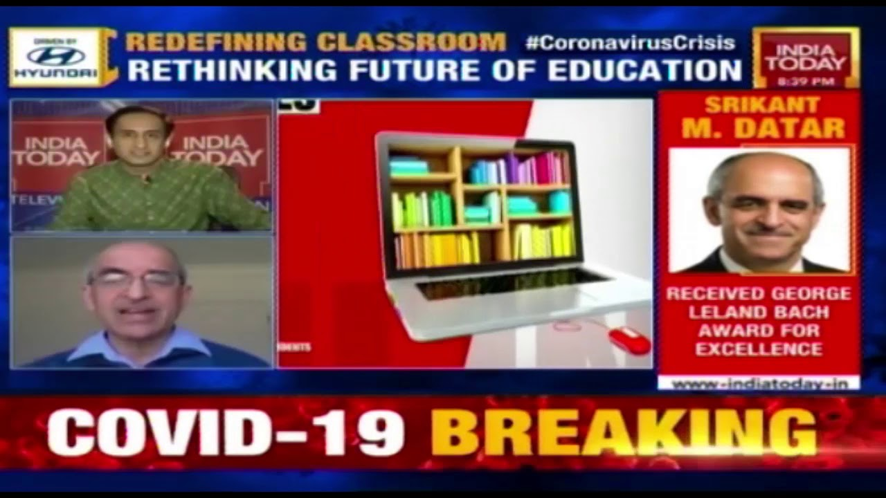 How Learning In Schools, Colleges Will Be Different After Corona Ends   Newstrack With Rahul Kanwal