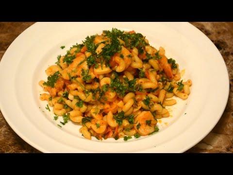Shrimp Pasta quick and easy