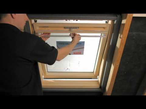 Velux Previous Generation Standard Installation In Slate