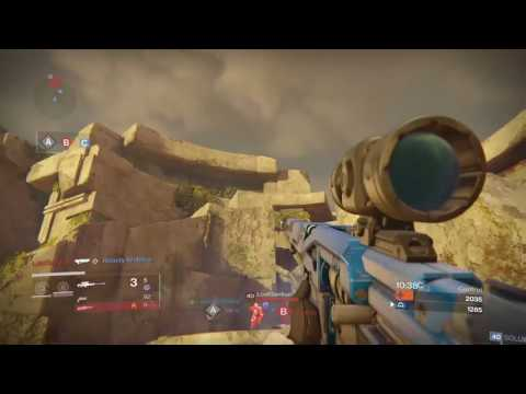 destiny no scope + five feed