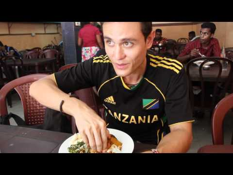 How to Eat With Your Hands (Sri Lankan Rice and Curry)