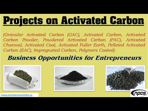 Projects on Activated Carbon