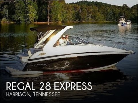 [UNAVAILABLE] Used 2015 Regal 28 Express in Harrison, Tennessee