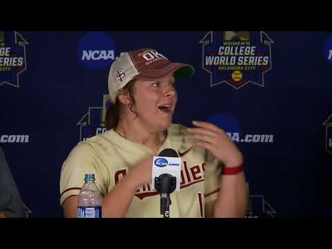 WCWS: Florida State wins national title