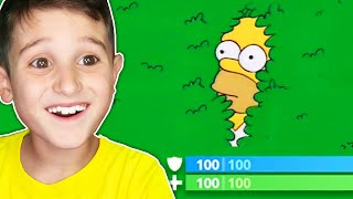 KID REACTS TO FUNNIEST FORTNITE MEMES (TRY NOT TO LAUGH CHALLENGE) #5